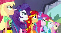 Shine Like Rainbows - MLP: Equestria Girls - Rainbow Rocks! [HD]