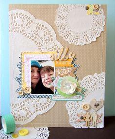 Scrapbooking - DIY Fotoalbum dekorieren