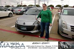 https://flic.kr/p/PRohZs   #HappyBirthday to Ruth from AJ Springer at Mazda of Mesquite!   deliverymaxx.com/DealerReviews.aspx?DealerCode=B979