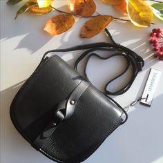 I love this saddle bag from Markberg