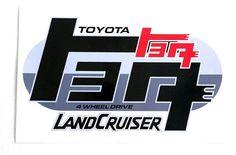 Sticker Pintu Toyota Land Cruiser PLC2 Bahan: jerman Ukuran: 46x275 cm Garansi 1 tahun jika pudar diganti baru. Rp. 125.000/set (Pintu kanan dan Kiri)