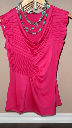 Look at this COLOR! It's perfect! Sizes: XS-L