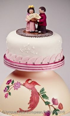Top 14 Chinese Wedding Cake Designs – Cheap Unique Happy New Year Party Day - Way To Be Happy (7)
