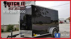 6 X 10 CONTINENTAL CARGO  Hitch It Trailers Sales, Parts, Service & Truck Accessories 5866 S. 107th E. Avenue Tulsa, Oklahoma 74146 918-286-7900 #HitchIt #TrailerSales #TrailerService #TrailerParts #TruckAccessories #YourTrailerShop #Tulsa #Oklahoma Trailer Sales Trailer parts Trailer service repairs Truck accessories ONLY Oklahoma United Manufacturing Dealer NE Oklahoma Continental Cargo, Lark United and Tiger Trailers Dealer. We sell Enclosed Cargo Trailers & Race Trailers Landscape Tilt