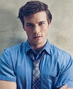 Derek Theler....looks good with or without a shirt
