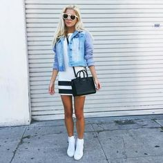 Evelina Barry.. I want to wear something like this to the ellie goulding concert maybe different shoes