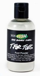 Lush - T for Toes