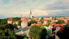 【波羅的海】愛沙尼亞。塔林古城(Tallinn, Estonia):Toompea上城區。長腳街V.S.短腳街 @ 帶孩子闖天涯旅行去 :: 痞客邦 PIXNET ::