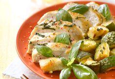 Blanc de poulet facileVoir la recette du Blanc de poulet facile >>