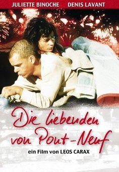 Les amants du Pont-Neuf (1991)