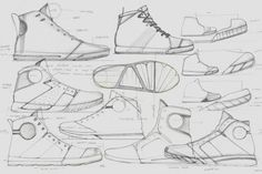 The Signature Shoe for Harry Lew by Austin Jermacans