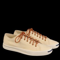 Converse | Jack Purcell JEFFREY LTT OX IN NATURAL AND EGRET