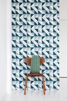 Remix wallpaper by Ferm Living for Hygge Cooperative