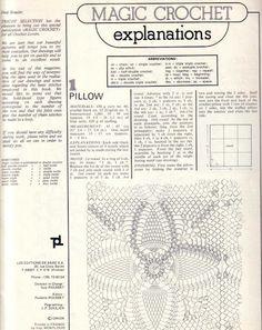 Magic Crochet nº 06 - Edivana - Álbuns da web do Picasa