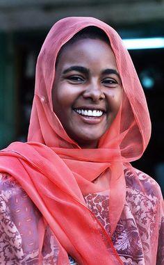 woman from Sudan