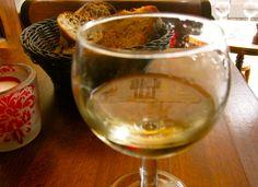 White wine. #Paris