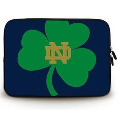 Notre Dame Fighting Irish Laptop Skin