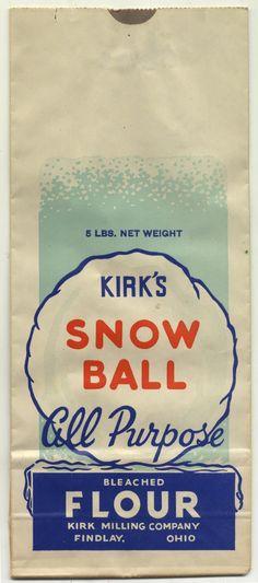 Snow Ball Flour