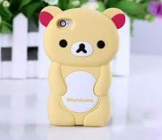 iPod Touch 4th Generation Bear Case