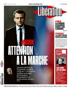 Libération - Jeudi 17 Novembre 2016 - N° 11038
