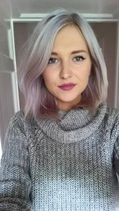 Lilac Hair, La Riche Directions and BLEACH London Violet Skies ...