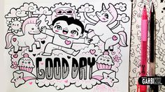 Good Day - How To Draw Kawaii Doodles by Garbi KW