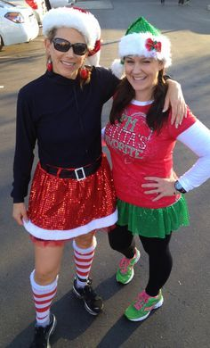 Yuba City Santa Run Dec 22, 2013