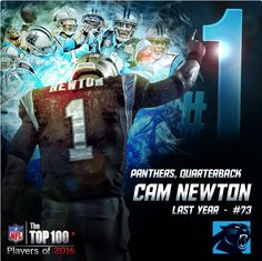 Even without a Super Bowl ring, Carolina Panthers quarterback Cam Newton is the NFL Network's best player of 2016. Last season was more than just the Year of the Dab…