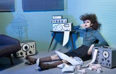 DDR Vogue.it  fashion editorial STYLIST | ROSSANA MAZZA MAKE UP | AARON HENRIKSON HAIR | MARCO MINUNNO MODEL | EVELINA TORTEVA @FASHION SPECIAL THANKS | MAXWELL GOODWAY  #Vogue.it  #luciagiacani #fashioneditorial #vogueitalia
