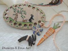 Lady's Repository Museum & Diamond K Folk Art
