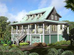 CRG custom designed home for a lot Pawleys Island, SC.