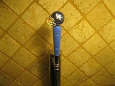 NCAA Kentucky Wildcats Kegerator Beer Tap Handle Football  Helmet  Bar Tailgate Brew Sports UK