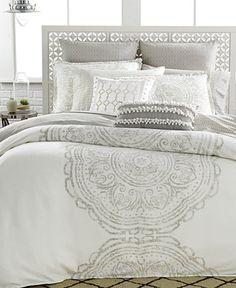 Bar III Token King Duvet Cover - Bedding Collections - Bed & Bath - Macy's