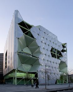 WAF 2011 building of the year