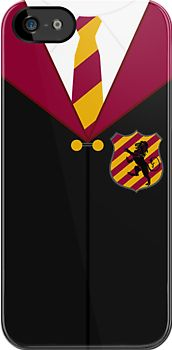 iPhone case: House Robes - Bravery by kittenblaine