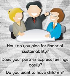 Premarital Counseling Questions