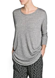 Dolman sleeve flowy t-shirt 22.99