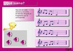 Más ideas y actividades musicales para empezar el curso