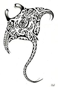 tatouage manta - Recherche Google