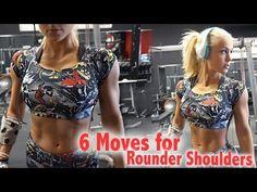 Jen Heward: 4 Week Training Series - Part 1 Shoulders