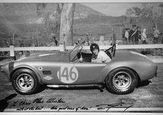 Dan Gurney at Targa Florio in June 1964