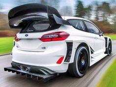 2017 WRC Fiesta
