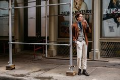 Men's Fall Street Style