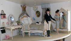 Radius cabinet display  blue bedroom 1 | by think_pink1265