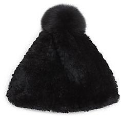 3e9c63895ae9c Comprar un sombrero de piel negro  elegir sombreros de piel negros más  populares de mejores marcas