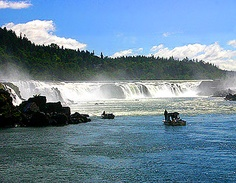 willamette falls, oregon city, oregon - south end of Portland metro area. Oregon City, State Of Oregon, Oregon Trail, Oregon Usa, Oregon Coast, Portland Oregon, Places To Travel, Places To See, Places Around The World