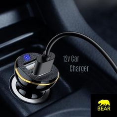 Bring a portable 2 in 1 Car charger which never let your phone dead. The powerful accessory is capable of fully charging all kind of mobile devices within very less time. Trendy Accessories, Charger, Cable, Usb, Iphone, Electrical Cable, Wire