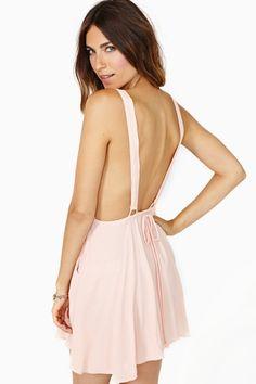Sweet Suspense Dress
