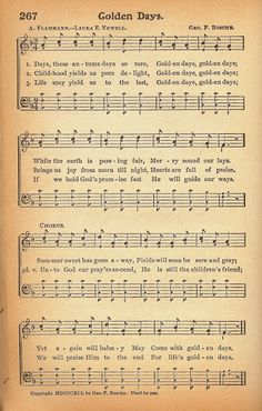 Printable Antique Graphics Wednesday - 6 Autumn & Halloween Songs - Knick of Time