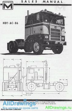 marmon cabover